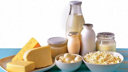 Triple Laminated Bag Powders And Dairy Products