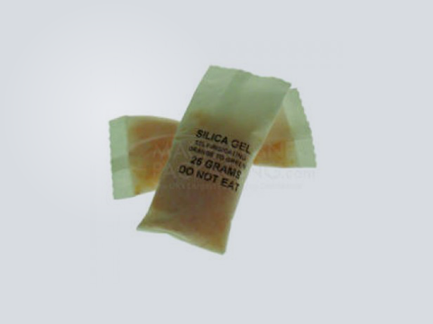 Silica Gel Orange Desiccant Packets & Bags